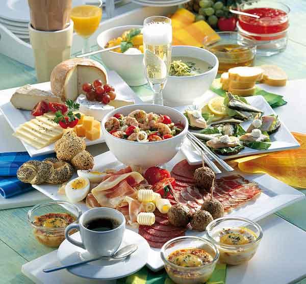 Hotel-Schober-Frühstück